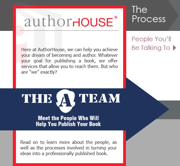 "Meet the People You Will Work With On Your Self-Publishing Journey with AuthorHouse | Here at AuthorHouse, we can help you achieve your dream of becoming an author. Whatever your goal for publishing a book, we offer services that allow you to reach them. But who are ""we"" exactly? 